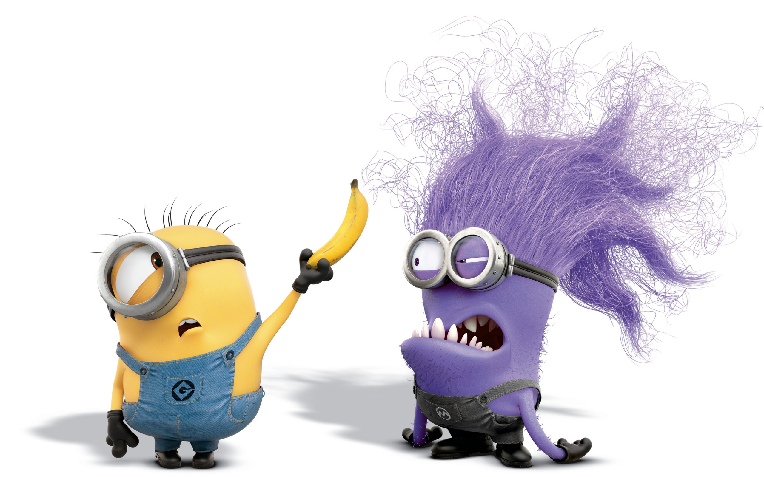 purple minions | open book open heart